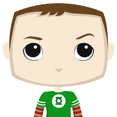 Sheldon / Figurine Pop Funko