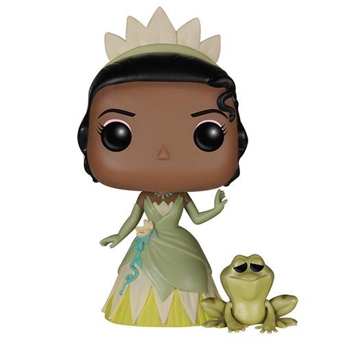 Figurine Princesse Tiana Et Naveen La Princesse Et La