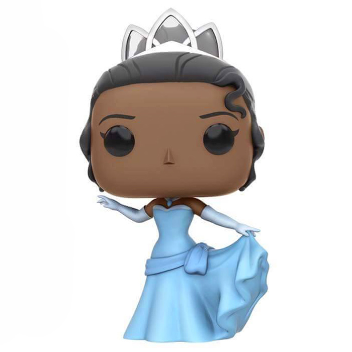 Figurine Tiana Nouvelle Version La Princesse Et La