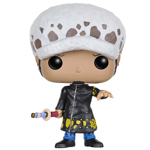 Figurine Trafalgar Law One Piece 101 Funko Pop