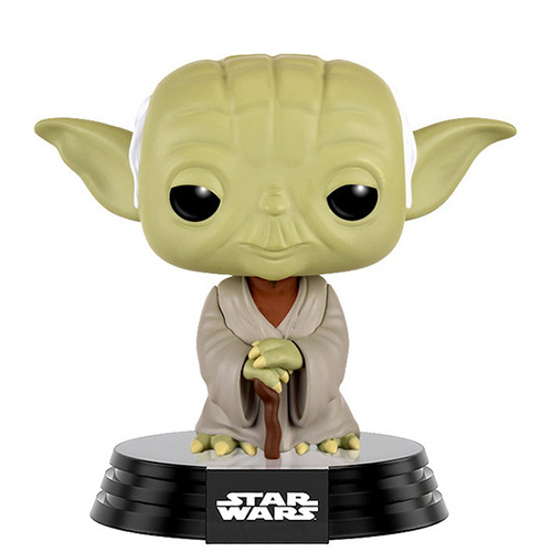 figurine dagobah yoda star wars funko pop. Black Bedroom Furniture Sets. Home Design Ideas